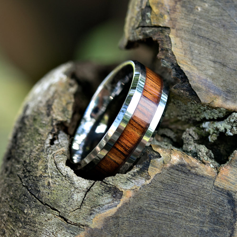 Tungsten Ring Collections
