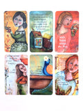 Mini Art Cards/Bookmarks