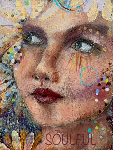Whimsical Bird Art