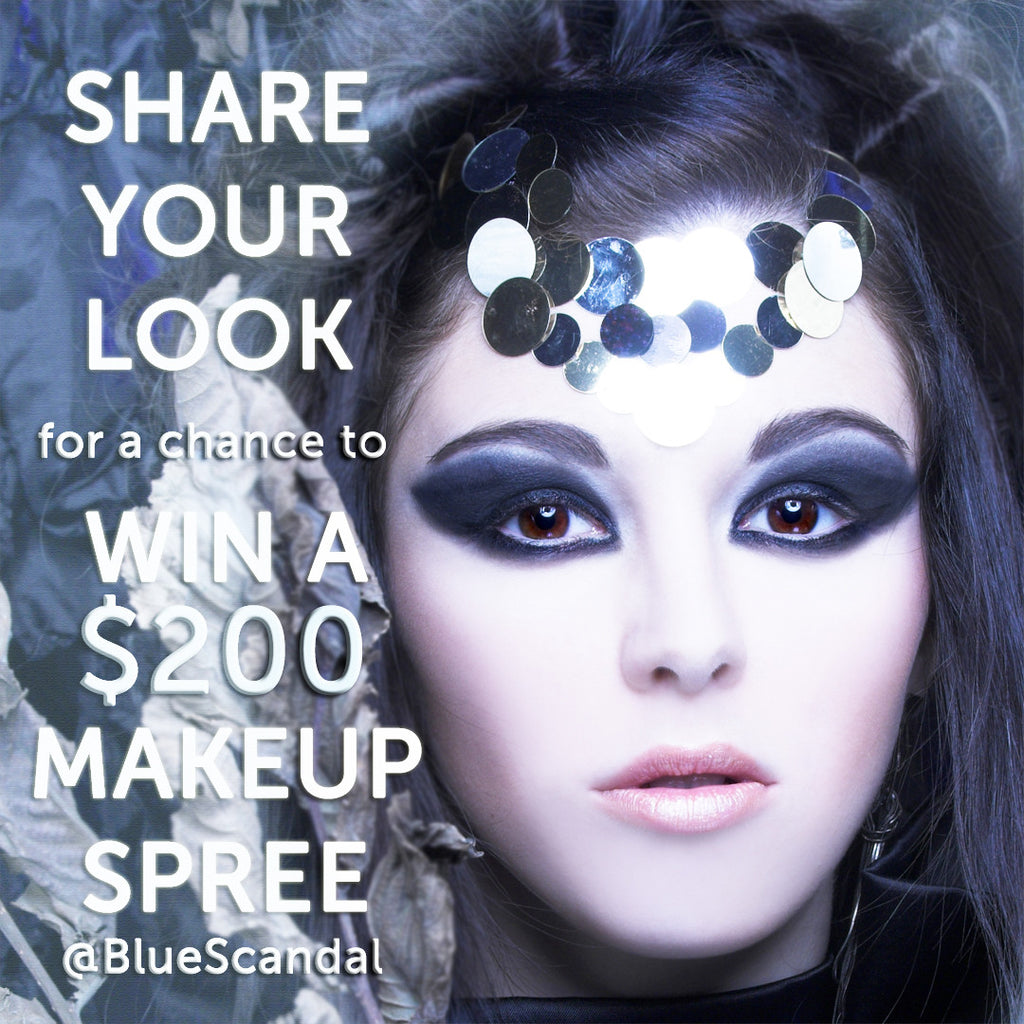 Win a $200 Makeup Spree - Halloween Picture Contest!