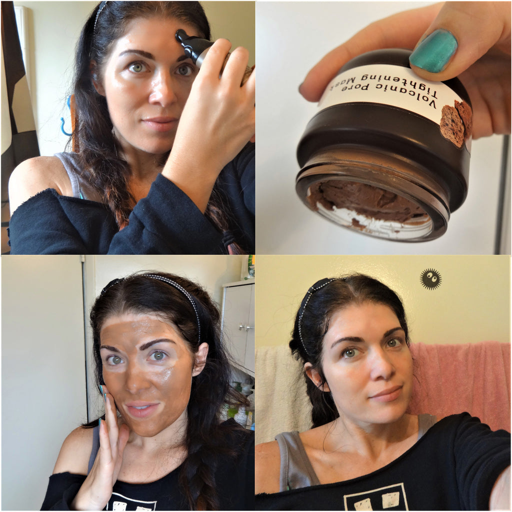 Pristine Skin with the Power of Volcanic Ash by Pure Heals: Review with Pics!