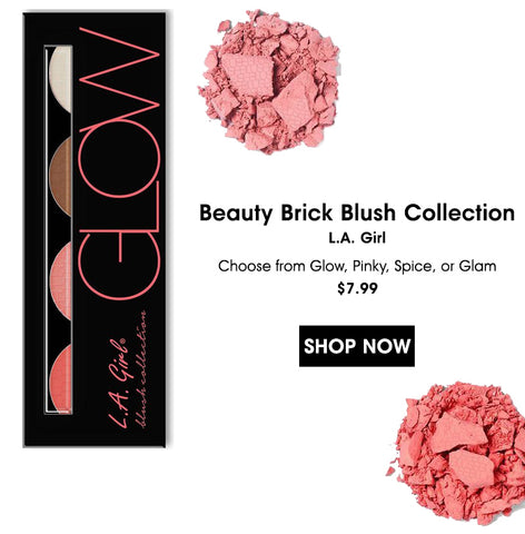 LA Girl Beauty Brick Blush