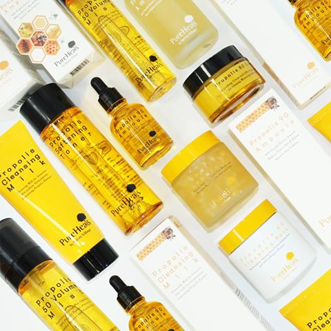Pure Heals Propolis Products from Blue Scandal