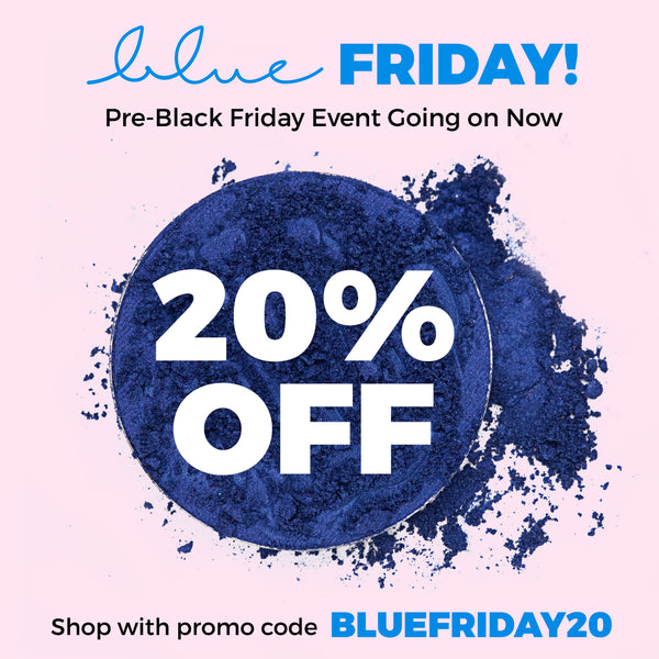 Blue Friday Pre-Black Friday Event from Blue Scandal
