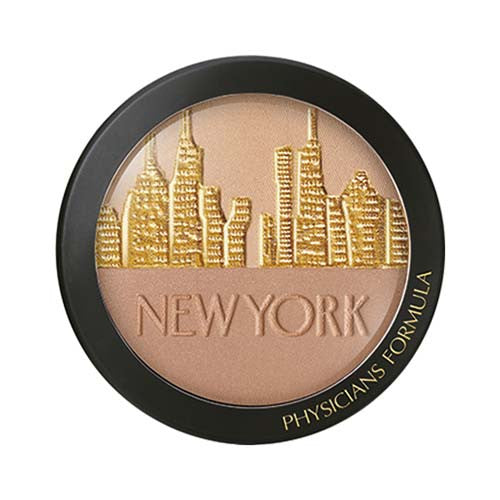 Physicians Formula City Glow Daily Defense Bronzer SPF 30 | Blue Scandal