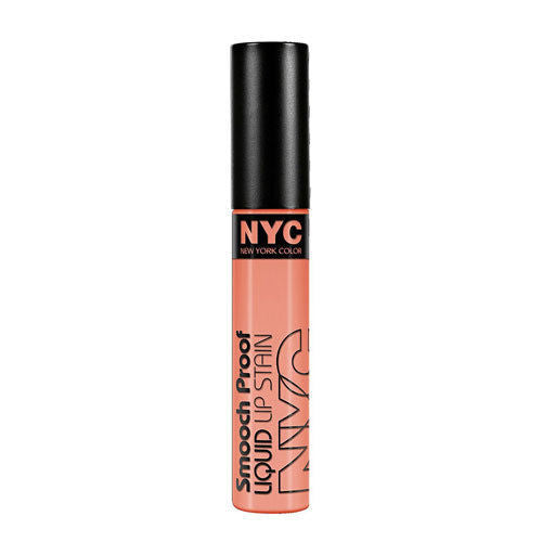 NYC New York Color Smooch Proof Liquid Lip Stain | Blue Scandal