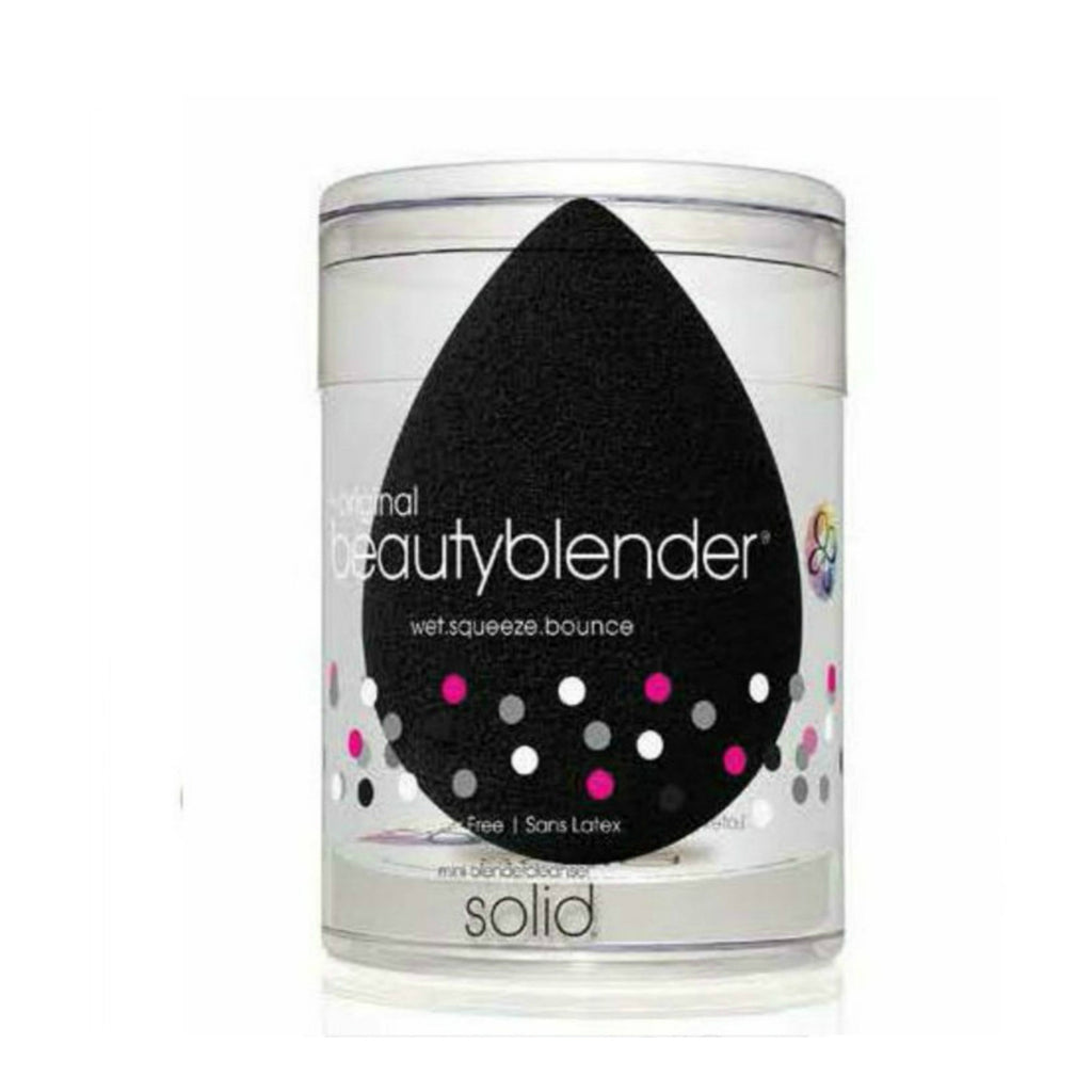 beautyblender pro beautyblender + mini blendercleanser solid | Blue Scandal