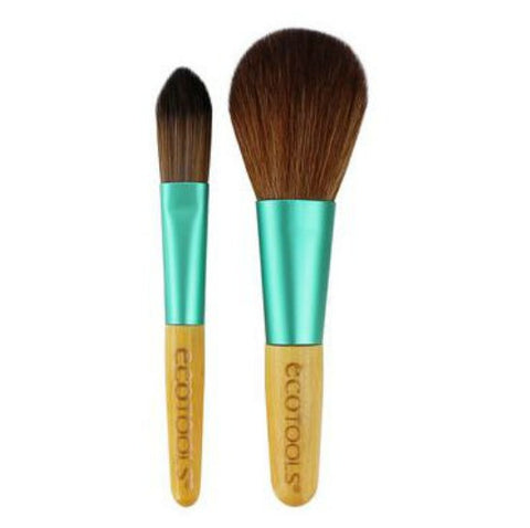 EcoTools Boho Luxe Mini Brush Set | Blue Scandal