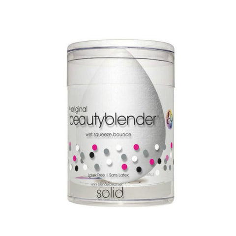 beautyblender pure beautyblender + mini blendercleanser solid | Blue Scandal