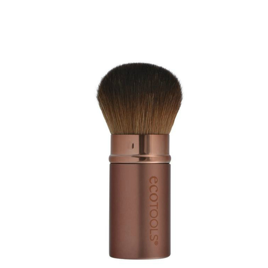 EcoTools Retractable Kabuki Brush | Blue Scandal