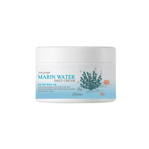 Esfolio Marine Water Daily Cream | Blue Scandal