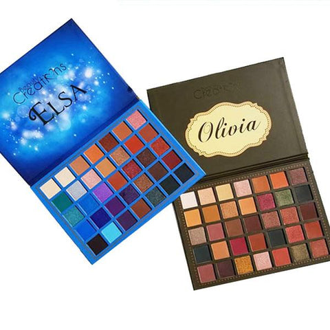 ELSA & OLIVIA DUAL – BEAUTY CREATIONS COSMETICS