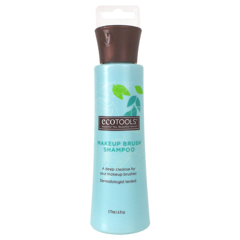 EcoTools Makeup Brush Shampoo | Blue Scandal