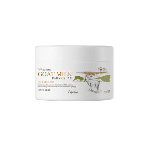 Goat Milk Daily Cream