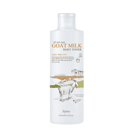 Goat Milk Daily Toner
