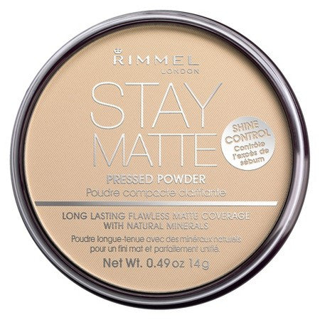 Rimmel London Stay Matte Pressed Powder | Blue Scandal
