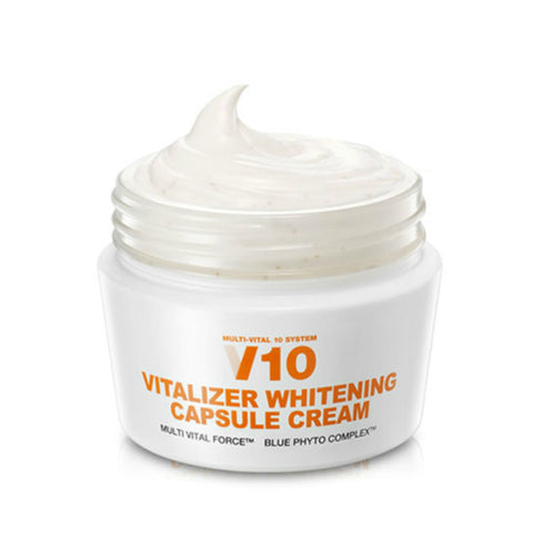 V10 Vitalizer Whitening Capsule Cream