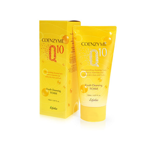 Coenzyme Q10 Fresh Cleansing Foam