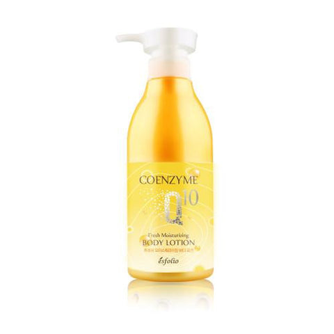 Coenzyme Q10 Fresh Cleansing Body Lotion