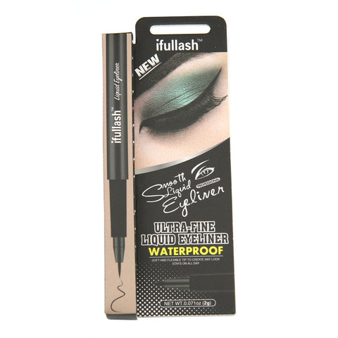 iFullash Ultra Fine Liquid Eyeliner Waterproof Black