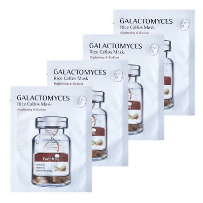 Galactomyces Rice Callus Sheet Mask (5 pack)