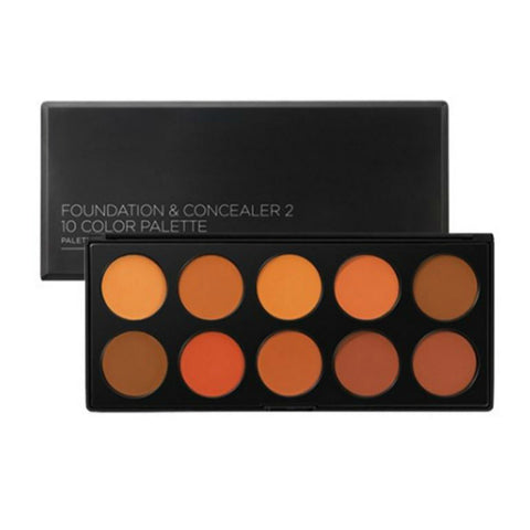 Foundation & Concealer Palette