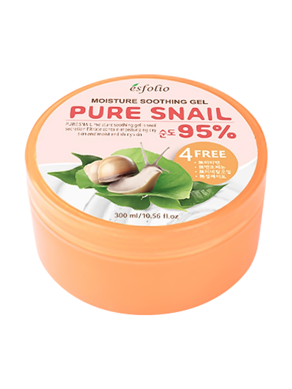 Esfolio Pure Snail Moisture Soothing Gel | Blue Scandal