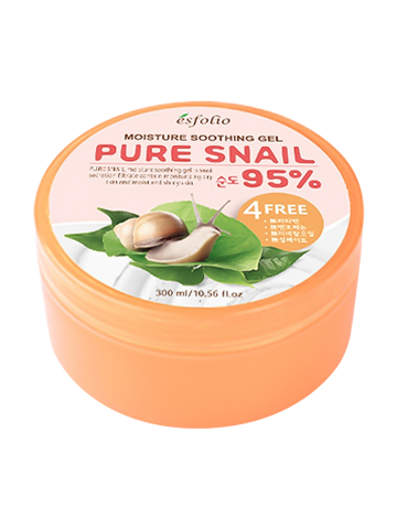Pure Snail Moisture Soothing Gel