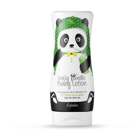 Lovely Panda Baby Lotion