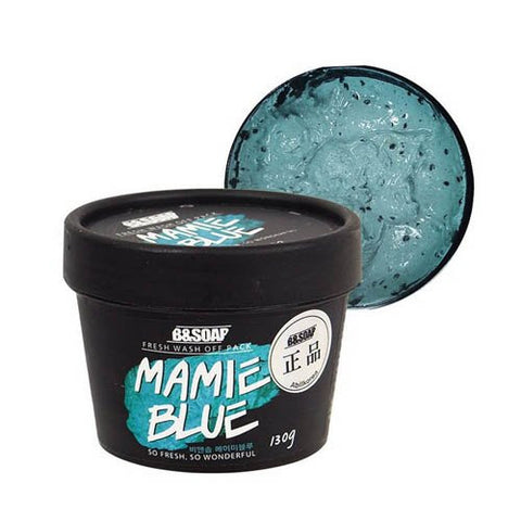 B&Soap Mamie Blue Pore Care Pack | Blue Scandal
