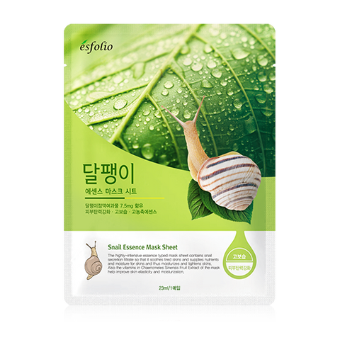Snail Essence Mask (10-Pack)
