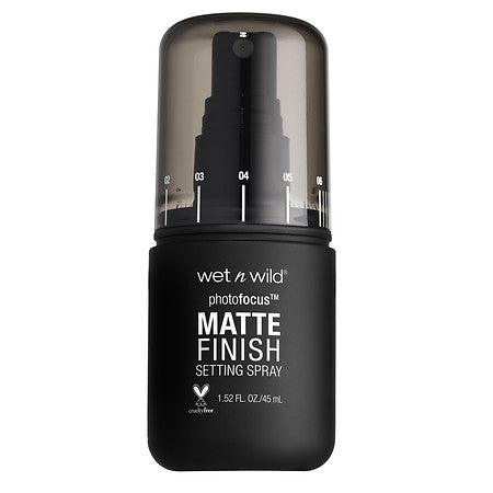 Wet n Wild Photofocus Matte Finish Setting Spray 1.52 fl oz