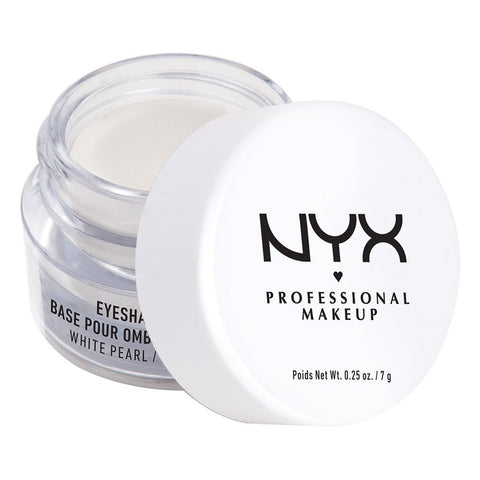 NYX Cosmetics Eyeshadow - Base Pearl White ESB02