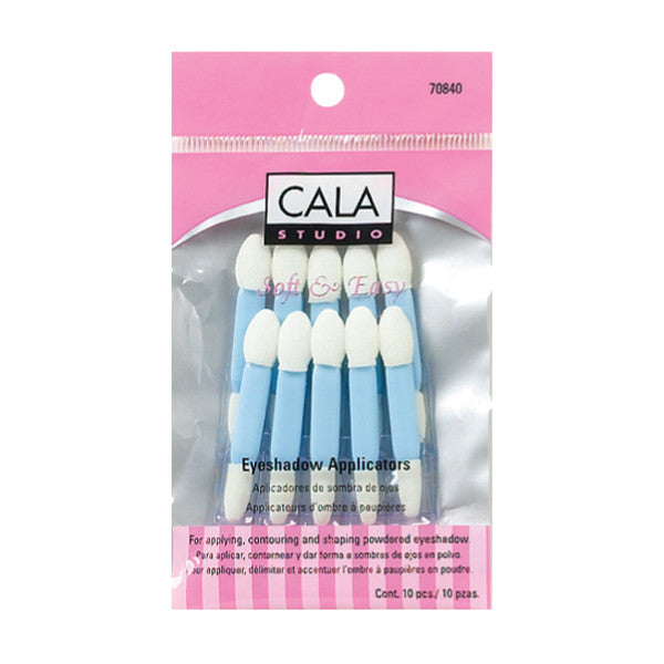 Cala Eye Shadow Applicators Dual Tips | Blue Scandal