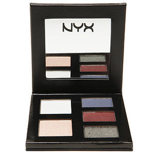 NYX Professional Makeup Rocker Chic Palette, Tainted Love