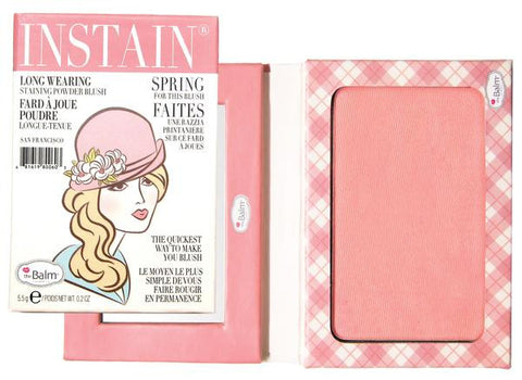 theBalm Instain® | Blue Scandal