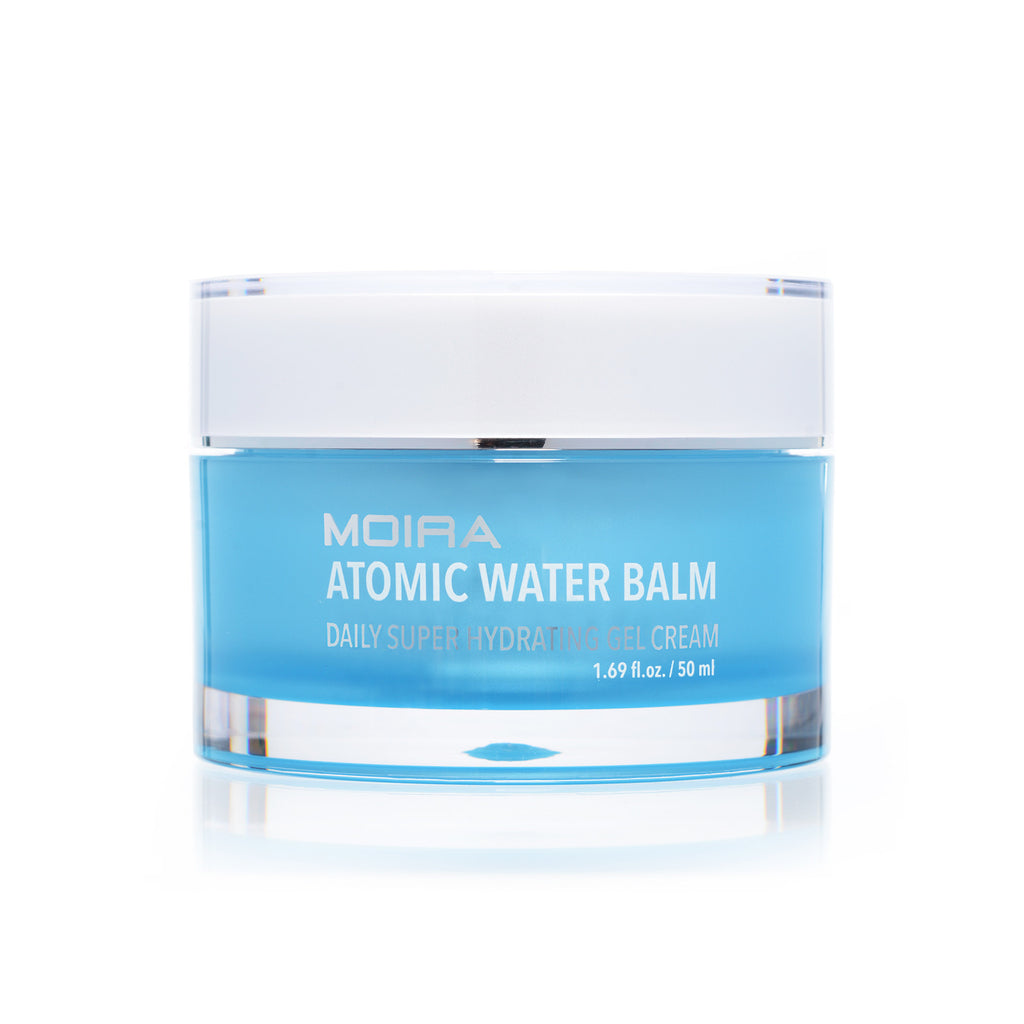 MOIRA Atomic Water Balm | Blue Scandal