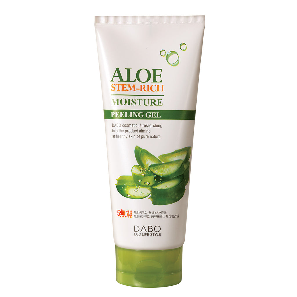 Aloe Stem Rich Peeling Gel