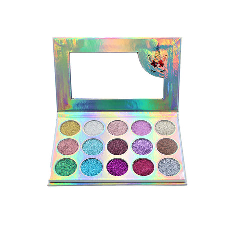 Beauty Creations Beauty Creations Unicorn Glitter Palette Unicornio | Blue Scandal