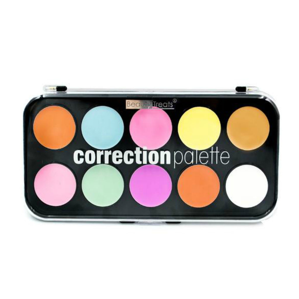 Beauty Treats Correction Palette | Blue Scandal