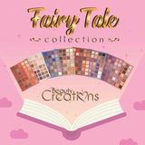 "Beauty Creations Eye Shadow  Paletas ""FAIRY TALE COLLECTION"" Bella"