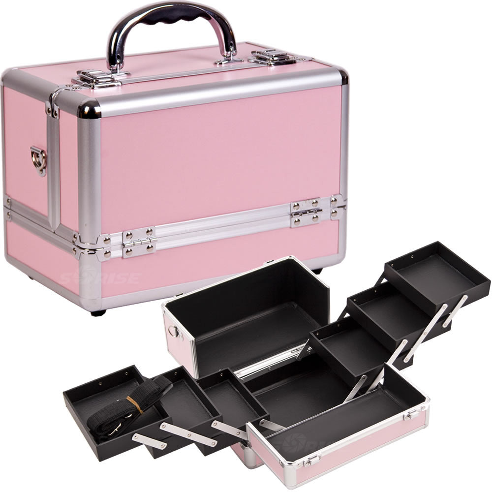 Pink Cosmetic Case - C0001