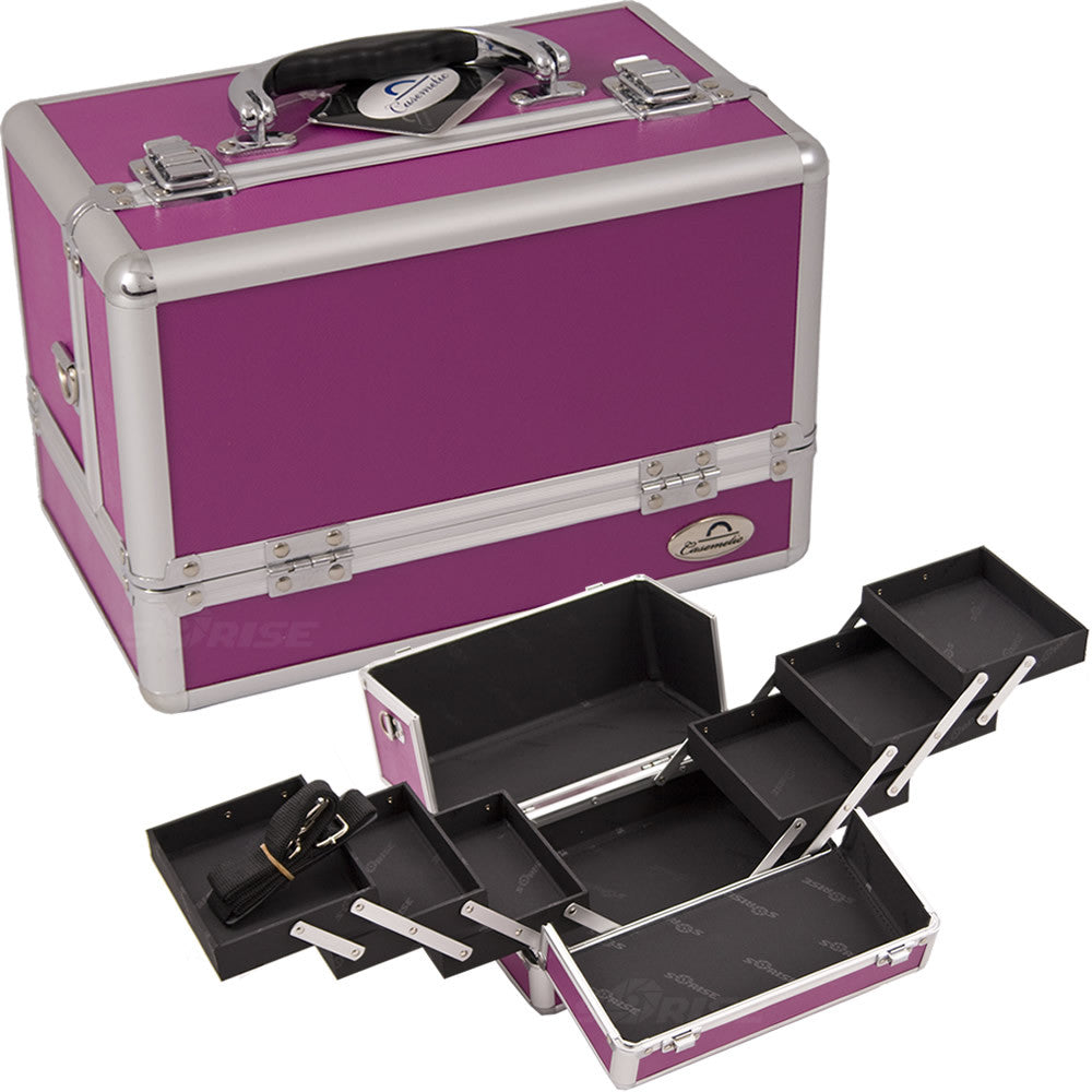 Purple Cosmetic Case - C0001