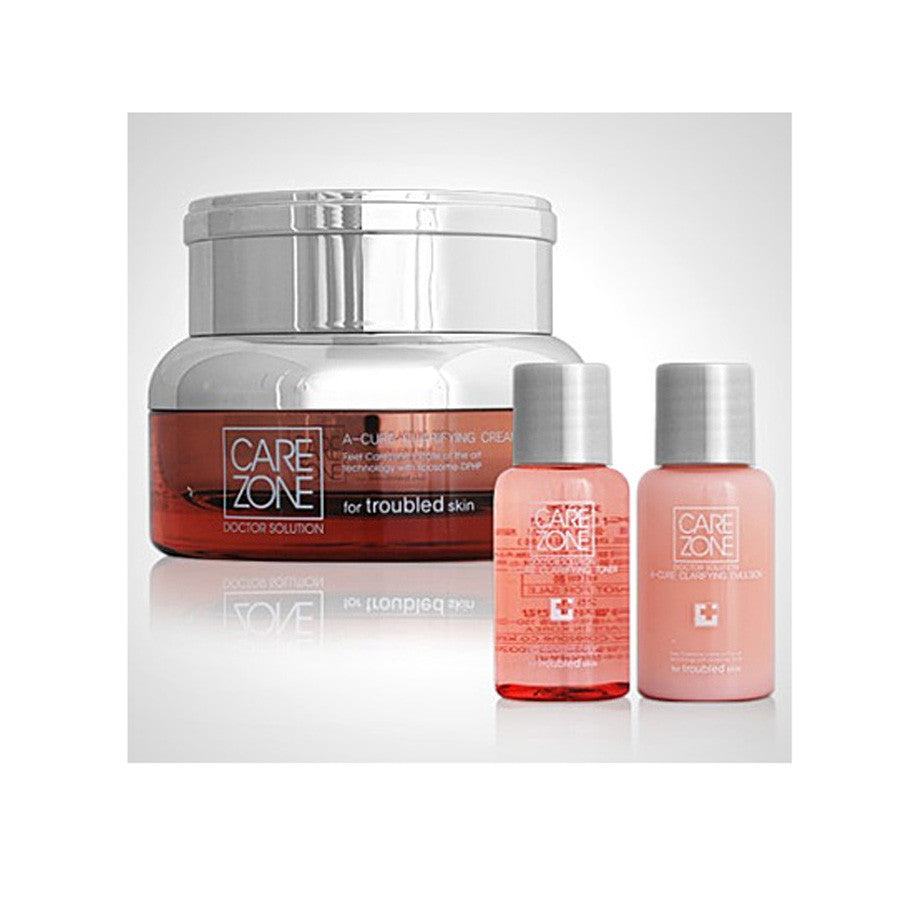 Care Zone A-Cure Clarifying Cream Special Set