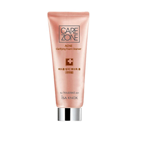 Isa Knox Care Zone Acne Clarifying Foam Cleanser | Blue Scandal