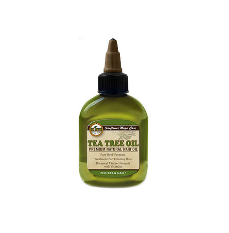 Premium Natural Tea  Tree Hair Oil