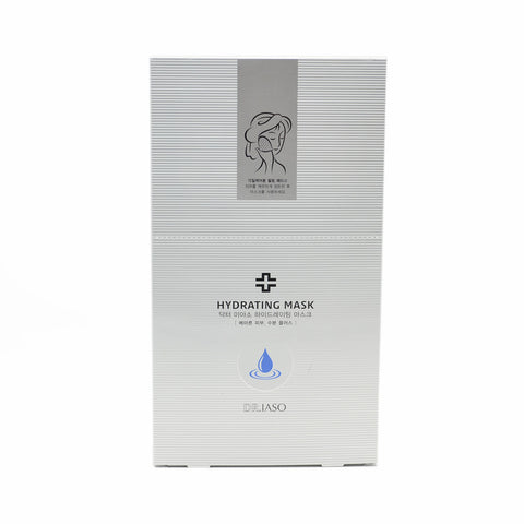 Peeling & Filling Hydrating Mask (10 Sheets)