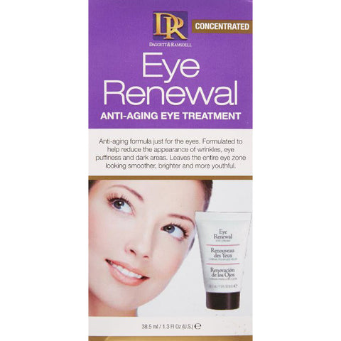 Eye Renewal Anti-Aging Treatment
