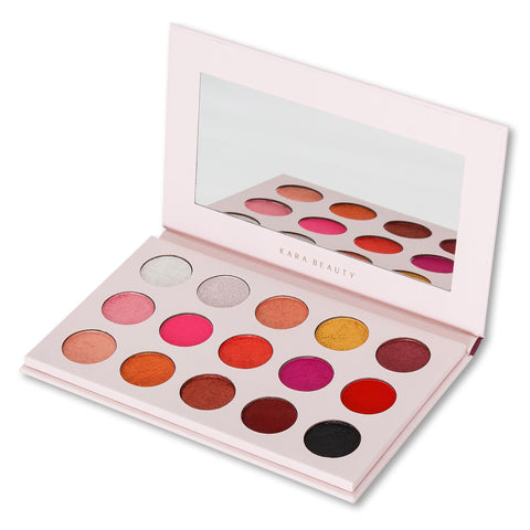 Kara ES33 The Desire Fifteen Cream Eyeshadow Palette