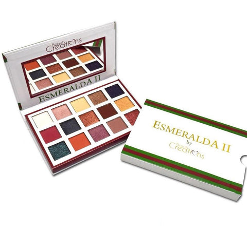 ESMERALDA PALETTE II By Beauty Creations